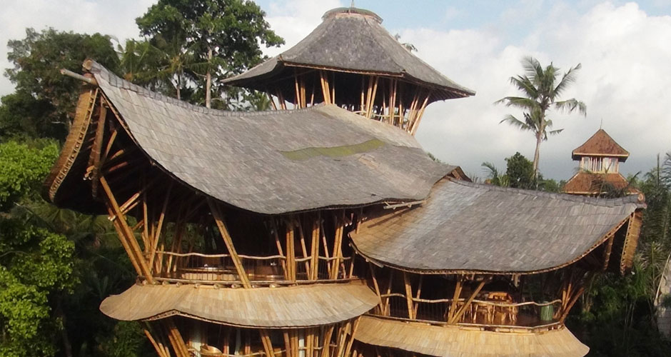 AFRICAN ROOFS